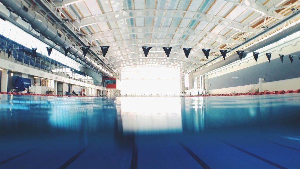 プールで楽しむ多彩なプログラム